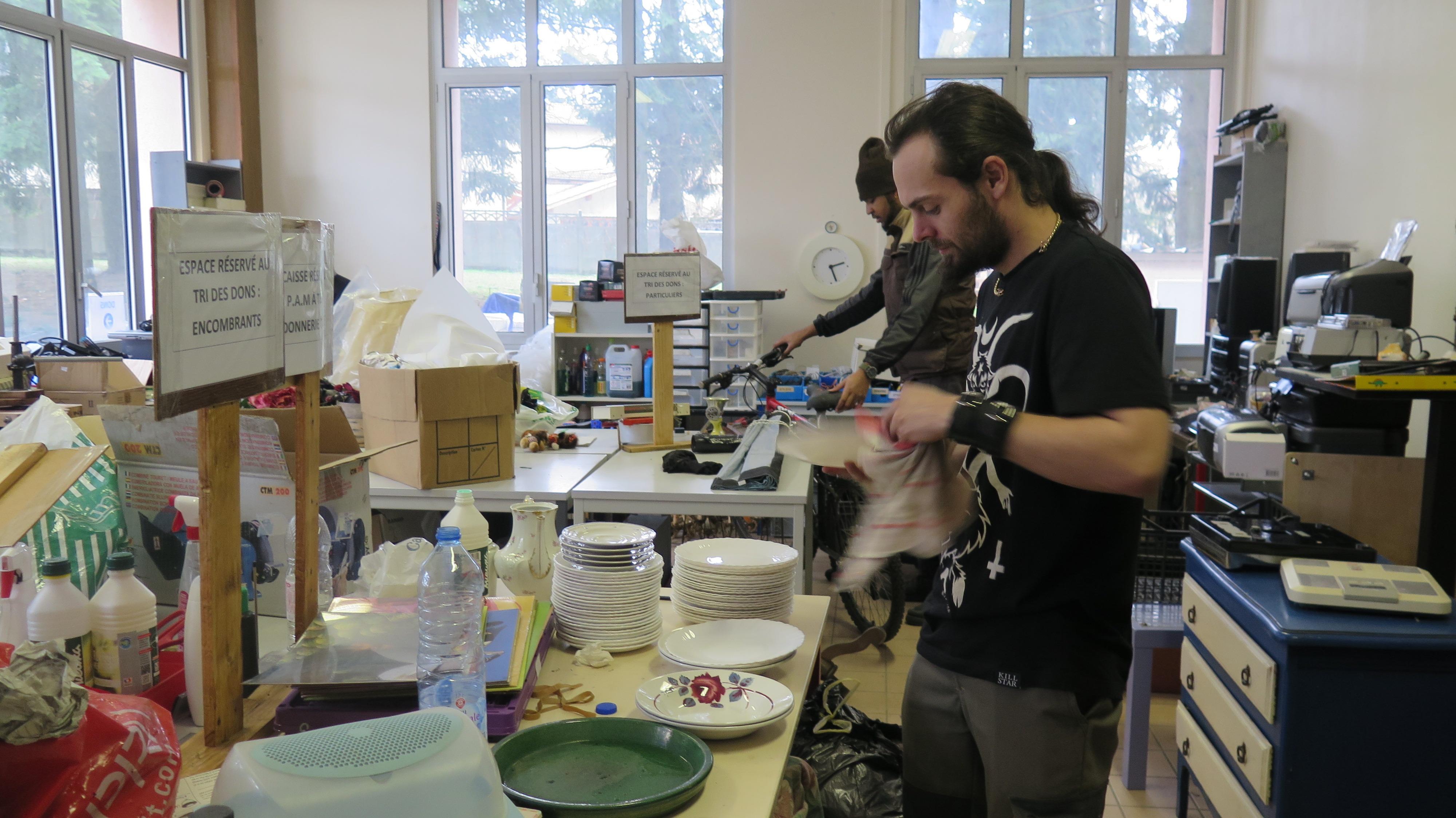 recyclerie rillieux-la-pape