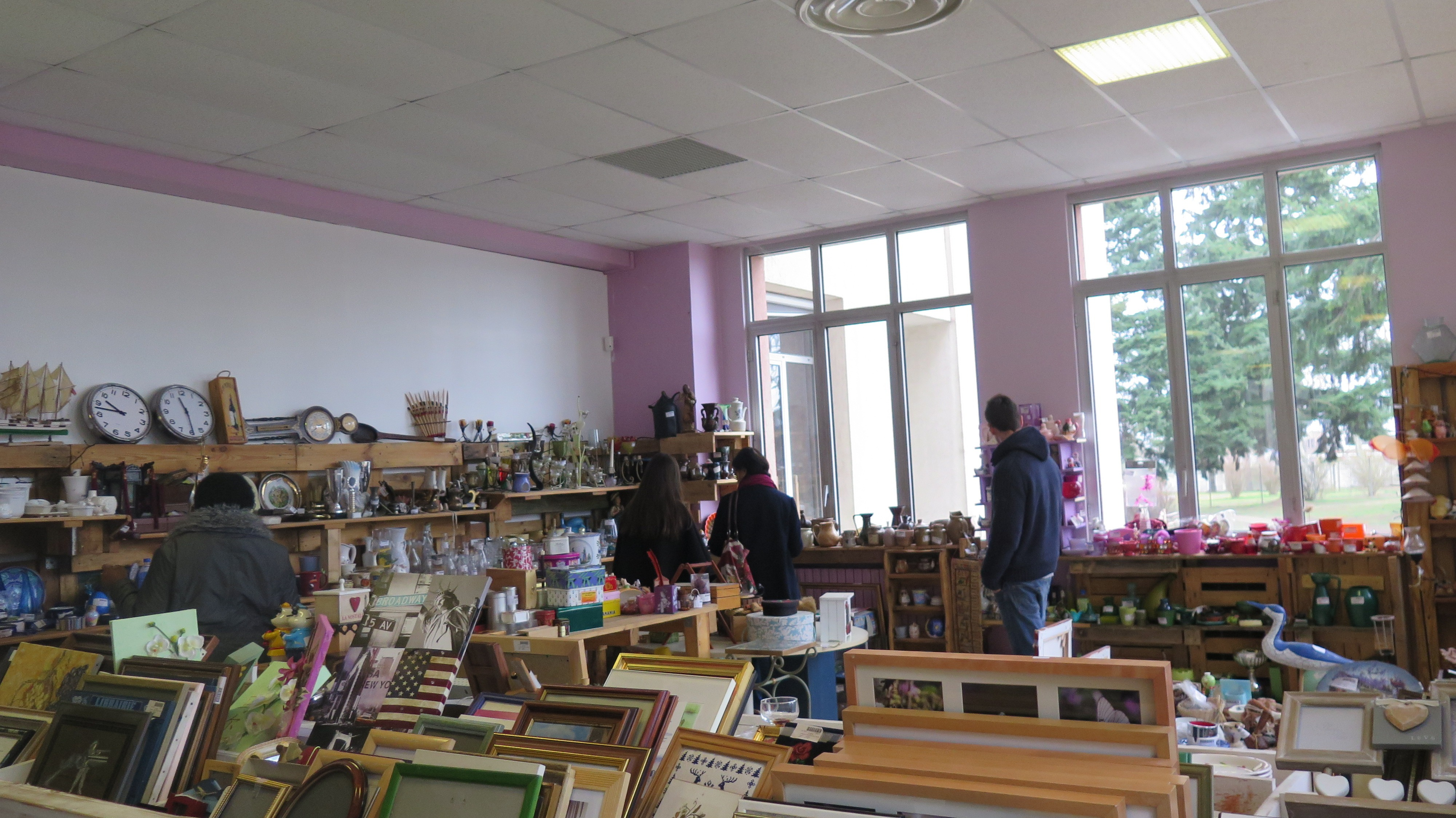 recyclerie rillieux
