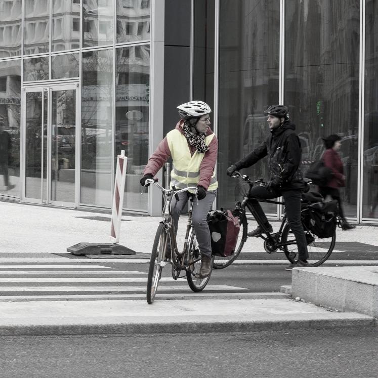 Devenez coursier solidaire avec La Ville à Vélo