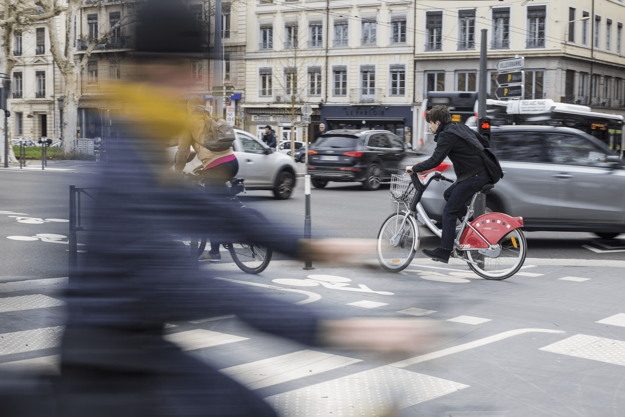 Déconfinement : le vélo gagne du terrain à Lyon