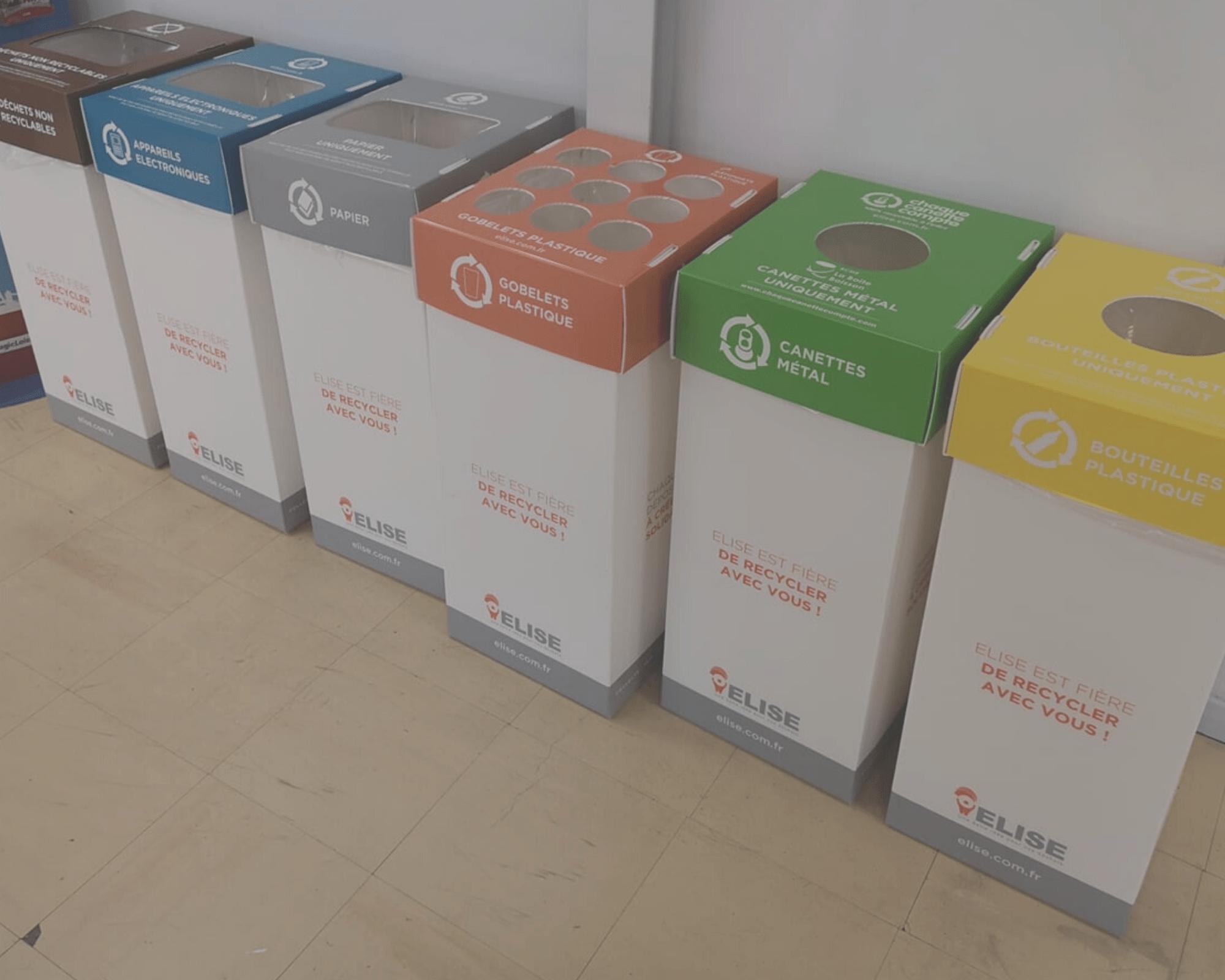 Donner une seconde vie à nos objets en organisant des collectes dans son entreprise